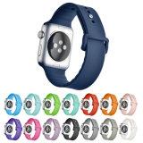 Abwechslungs-Armband-neues Silikon-Uhrenarmband für Apple-Uhrenarmband