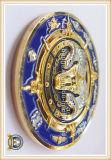 3D&柔らかいEnamel&の亜鉛は鋳造物及び二重めっきの硬貨を停止する