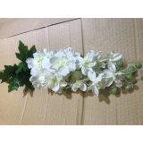 ヒエンソウのホーム結婚式の装飾のための絹の人工花の擬似花