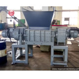 Maquinaria plástica de la desfibradora/del destrozo con el solo eje