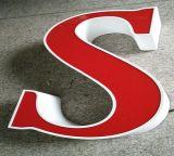 LED 모듈 빛 Stinless 강철 편지를 가진 LED Dsipaly 및 Signage로 LED 빛 광고