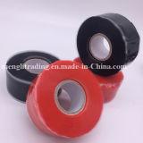 nastro di riparazione del tubo flessibile della perdita del nastro adesivo del silicone dell'idraulico del tubo di 0.5mm*5m