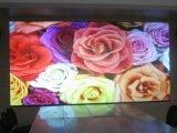 フルカラーの屋内P4 RGBレンタルLEDの隔板