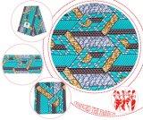 Os Designs mais recentes da África Turquesa impresso de Cera de vestuário para homens