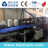 ASA DE PVC ABS PMMA cristal del techo de la onda de la máquina de extrusión
