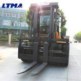 Precio diesel grande de la carretilla elevadora 20t del material de construcción de Ltma