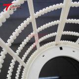 Настраиваемые прототип пластмассовых деталей ролика прототипа модели