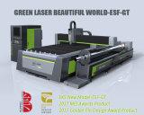 Eks 1000W, 1500W, machine d'inscription de borne de laser de la fibre 2000W pour l'aluminium en métal d'aciers inoxydables