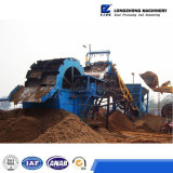 Rueda de la mejor calidad Lzzg Lavadora de arena, arena la arandela