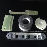 Shenzhen CNC Usinage de précision les pièces en téflon avec le temps rapide 1 à 7 jours