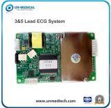 Câble ECG de module OEM 3/5 pour machine ECG du moniteur patient