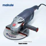 Amoladora de ángulo mojada del pulidor de la chorreadora eléctrica de Makute con potencia grande