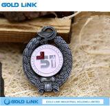 記念品の昇進のギフトのカスタム金属のバッジの折りえりPinの紋章のクラフト