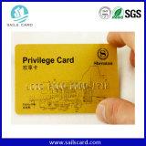 주문을 받아서 만들어진 인쇄된 Tk4100 칩 Rifd ID 카드