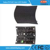 Módulo flexível da tela de indicador do diodo emissor de luz da cor cheia de P6 HD para Bulding