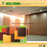 В отличие от HPL ламината MGO Wellyoung системной платы