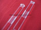 Cristal de cuarzo de alta pureza inferior Barco de la energía solar y semiconductores