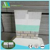 100mm EPS & 시멘트 조립식 집을%s 합성 샌드위치 위원회