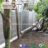 耐久および環境に優しい合成物WPCアルミニウム塀
