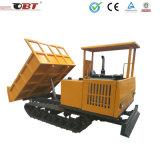 De Kipwagen die van de Vrachtwagen van het Kruippakje van het Merk van Obt met 3 Ton Capaciteit laden