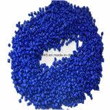 Qualität pp. PET blaue Masterbatch berühmte Fabrik-China-Qualität und Preis für Beutel