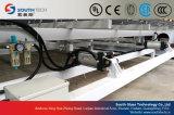 Chaîne de fabrication de dépliement incurvée par croix en verre de durcissement de Southtech (HWG)