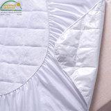 Mantener a su bebé seguro de los ácaros y de la estera de bambú el dormir de los alergénicos, cubierta del polvo de los fallos de funcionamiento de base de colchón del pesebre