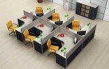 Modulare Möbel-einfache montierende Aluminiumbüro-Arbeitsplatz-Partition (SZ-WST754)
