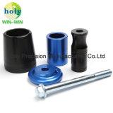 Aluminium CNC die Producten met de Delen van het Stuur van de Motor machinaal bewerken