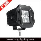 5 pollici 16W fuori dagli indicatori luminosi del lavoro del supporto LED di rossoreare del CREE della strada