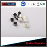 Cerámica del alúmina de la maquinaria de la materia textil (el 95%, esteatita)