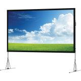 Портативный проектор быстрого складывания экран для Infoor или использование вне помещений