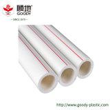 Polietileno ligero tubo de la agua caliente y fría de PPR para el abastecimiento de agua