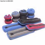 Aptitud que entrena a la bolsa de arena ajustable del tobillo para el adulto