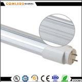 Tubo de aluminio fresco del blanco los 2FT/4FT/8FT T8 LED