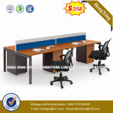 Bureau moderne de petite taille d'ordinateur de Home Office (HX-UN024)