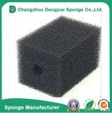 Utilisation du système d'air primaire de la poussière réticulée de filtrage de la lumière de la mousse de filtre à cellules ouvertes