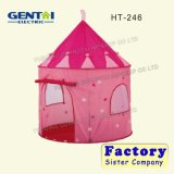 Castle Game Play Tent女の子のプレイハウスの王女