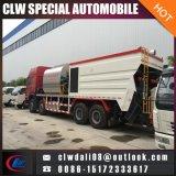 O caminhão de pulverização do asfalto 8*4 resistente com o tanque do asfalto 10cbm de China, de LHD ou de Rhd é opcional