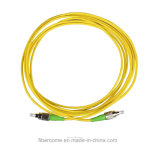 Cavi di zona della fibra di singolo modo di alta qualità FC/ponticelli gialli