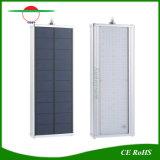 800lm Pole Jardin d'éclairage solaire Lampe de feux de la rue Mural extérieur