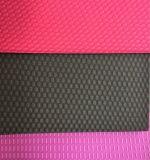 De hete Mat van de Yoga van pvc EVA TPE van de Verkoop Milieuvriendelijke Rubber
