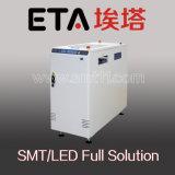 Horno de reflujo de SMT de control PLC para el conjunto de LED