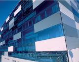 Grande vetro della facciata stampato di formato colore