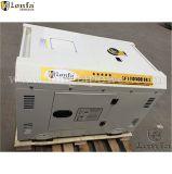 10kVA insonoro precio diesel del Portable del generador de 10 KVA