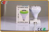 E27 WiFi de base Dimmable et éclairage LED d'ampoule de RVB