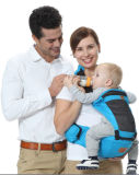 3-18 Months를 위한 도매 Portable Polyester Red Baby Carrier