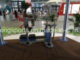 Macchina Sporting esterna di forma fisica registrabile della pressa di banco