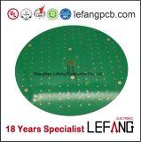 Fabricante da placa de circuito impresso do PWB com linha de funcionamento de OSP