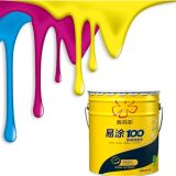 La emulsión acrílica Water-Based recubrimientos de pintura de pared